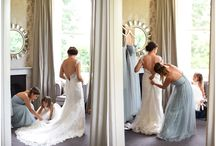 Bridal Preparation / Bridal preparation is such an exciting part of the day and it is wonderful to photograph | Eva Tarnok Photography | London wedding photographer | Natural Wedding Photography | Beautiful wedding photographer | Intimate wedding photographer