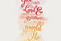 Bible Journaling- 1 Corinthians} / by Lindsey Z.