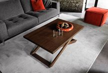CALLIGARIS | Extending Dining Tables / Take a look at our Italian,contemporary dining table range. All our dining tables on this board are extendable and available in different finishes.