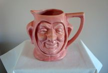 Vintage Toby & Character Jugs