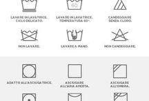 etiketta abbigliamento