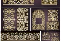 2D moodboard  indian style