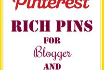 Pinterest Setting UP
