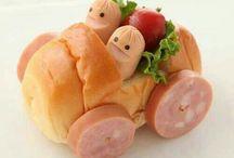 Еда для малыша