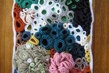 medern free crochet
