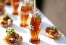 Wedding food & drinks / by Ruby Rodriguez