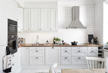 Scandinavian Home Décor / Elements of Scandinavian home décor that I love (discovering my personal taste).