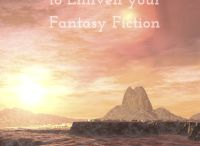 Writing Fantasy / Great articles for Fantasy writing