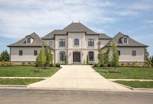 2016 BIA Parade of Homes (Exterior) / The BIA Parade of Homes 2016 featured 16 luxury homes and was held in the Verona development in Powell, Ohio.