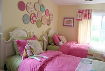 Girls Room Ideas / by Daine Colon