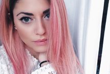 Pinkhair #pinkhair / Pink hair chiaramonteleone