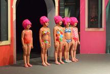 Fairs kidswear / Ferias de Moda Infantil. Presentación moda infantil y juvenil en FIMI (Feria Internacional Moda Infantil), 080 Barcelona Fashion, Pitti Bimbo,...