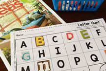 Phonics / Phonics Activities for Little Learners