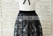 Flower Girl Dresses / 0