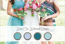 BOHO THEMED WEDDING INSPIRATION
