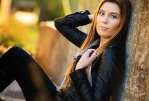 Fall senior pictures / by Ashley Shrable