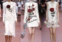 Dolce & Gabbana (Women) / Fashion Summer 2015