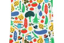 Prints for *TOTS / Prints and patterns and colour all over.