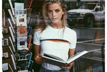 Model || Marina  Laswick