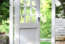 Gates Doors