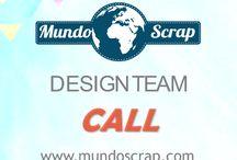 MUNDOSCRAP DT CALL / Qué ganas teníamos de publicarlo…  En Mundoscrap estamos buscando equipo de diseño!!! Tenéis hasta el 27 de septiembre y toda la explicación en nuestro blog. Os esperamos a todas!! Besos  http://mundoscrap.com/blog/
