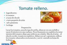 ♥RECETA DE COMIDA♥ / RECETA DE COMIDA. VISITAN EN NUESTRA PAGINA  http://www.genialconsalud.com/category/receta-de-comida/