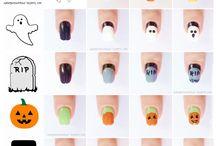 Step-by-step Nail Art Picture Tutorials / Step-by-step nail art picture tutorials I publish on  http://nailartinwonderland.blogspot.com.tr/