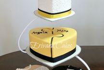 bolos casamento