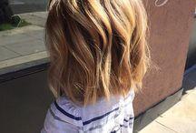 Ruby's hair