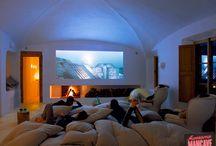 Living room/communal spaces