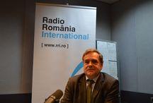 L'Ambassadeur de France en Roumanie, en direct sur RRI / Son Excellence M. François Saint-Paul, Ambassadeur de France en Roumanie, en direct sur Radio Roumanie Internationale. RRI Spécial avec Ileana Ţăroi