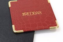 Pellaq Placemats and Coasters / The Pellaq placemats and coasters range is robust and fully personable. We can hot foil or blind emboss your logo to the Pellaq Placemats & Coasters range to really give your restaurant a touch of individuality.