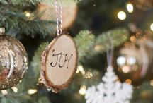 Holiday Crafting / by Jill Glenny