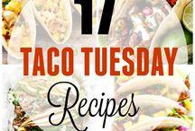 Tacos + Burritos