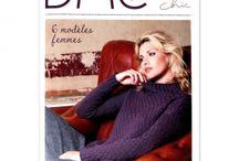 Nouveautés Laines, Tricot, Crochet