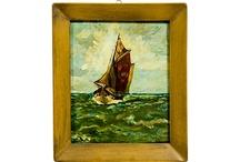 nautical paintings / by Linda Langer