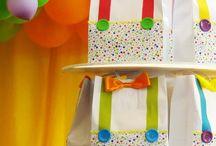 Festa circo / Festa Infantil