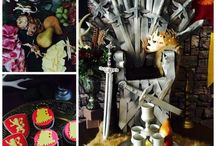 Games Of Thrones GOT Party Ideas