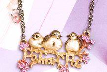Fashion jewelry(palnart poc)