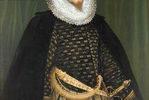 Tudor & Elizabethan Men's Portraits