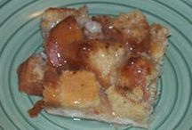 Bread Pudding / by deb akemon