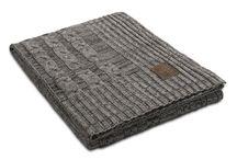 Plaids - Knit Factory / Plaids by Knit Factory - home decoration - soft furniture