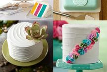 Wilton cake decorating