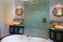 Quirky Victorian Bathroom / Quirky Victorian Bathroom in Hoxton London.