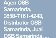 Agen OSB Samarinda, Agen OSB Lao Janan Llir, 0858-7161-4243 (WA/Call) - DetikForum