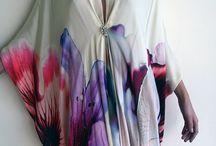 *****  Kaftan & túnicas  ***** / by Eliete Catraio Catraio