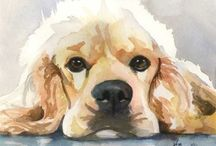CoLd NoSe.....WaRm HeArT / ART - All Breeds Of DoGGies / by Susan Whalley