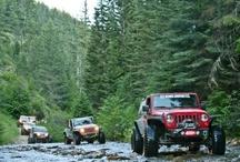 Jeep Wrangler...seikkailulla