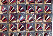 klasické deky patchwork / patchwork