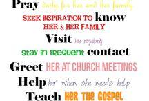 Gospel Resources / by Anna Marie Adamson Spackman